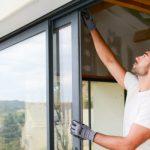 ease of window maintenance