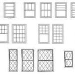 various window design