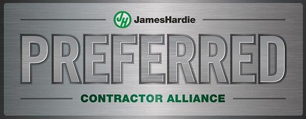 james hardie preferred logo