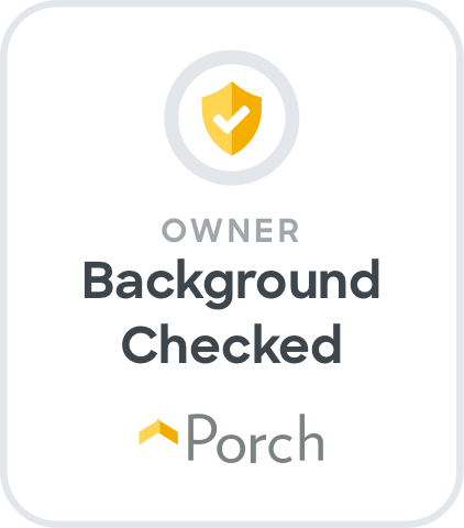 porch background checked