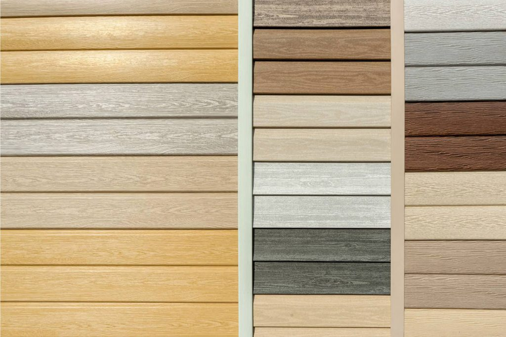 home exterior color variations
