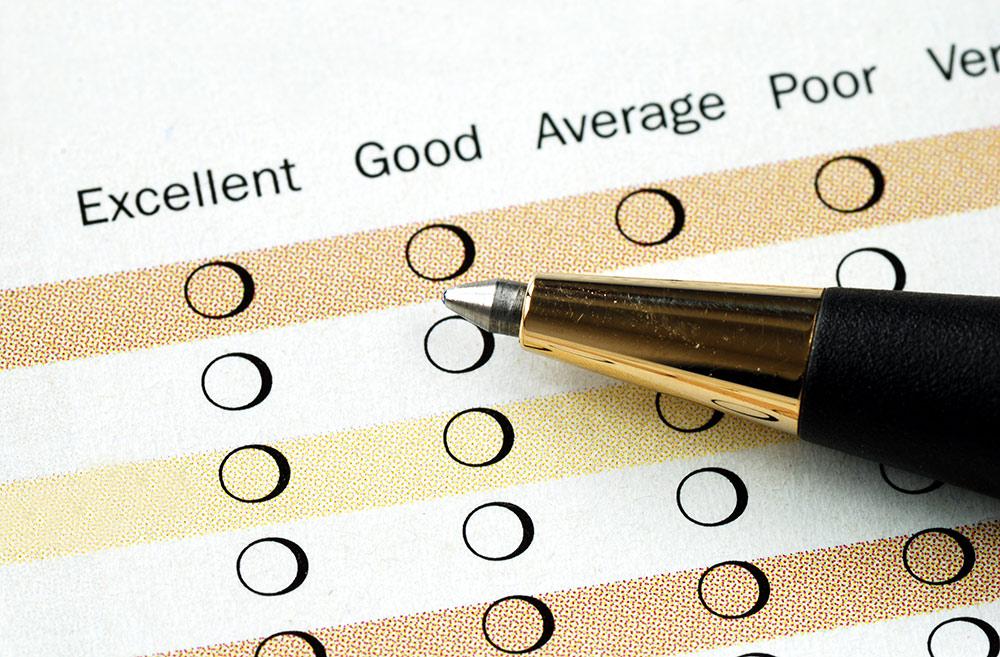 roofing company evaluation metrics