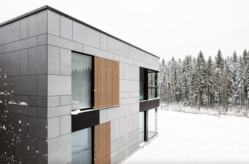 concrete siding