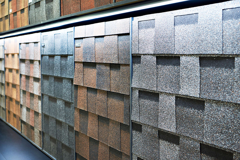 roof types materials