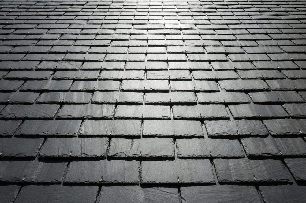 slate shingles roof type
